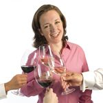 Ready to enjoy Canadian wines all year long - Debbie Trenholm