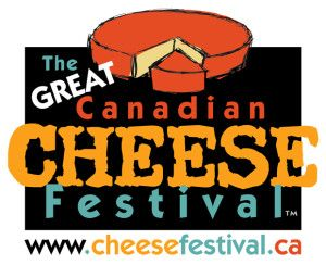 cheese festival logo