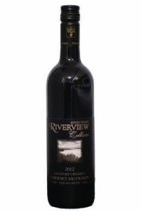 Riverview Caberenet Sauvignon 2012