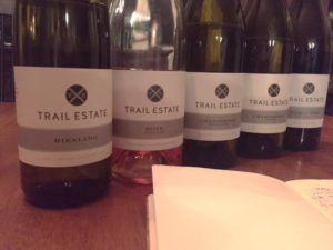 Trail Estates all bottles