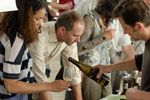 Wine lovers at Terroir Wine Fest