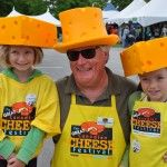 Cheeseheads at The Great Canadian Cheese Festival by Vanessa Simmons