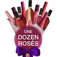 One dozen Rosé‎s Square