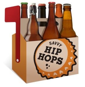Savvy Hip Hops beer of the month club