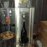 Barley Days bottle & corks