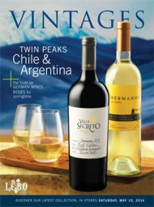 LCBO Vintages May 10