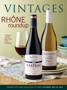 LCBO Vintages May 24