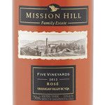 Mission Hill Five Vineyards Rosé