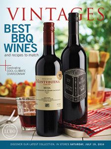 LCBO Vintages release July 19