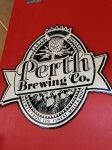 Perth Brewering sign