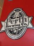 Perth Brewering sign