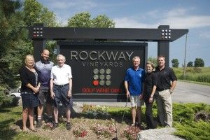 Rockway Vineyards family photo