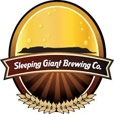 sleeping giant brewery logo