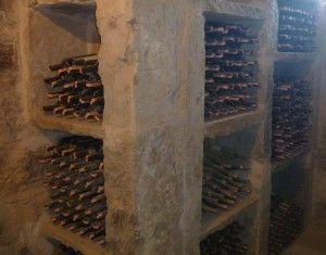 Turkey wine cellar by Julie Stock
