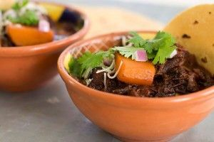 O Canada recipe Mexican chilii