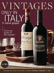 LCBO Vintages Magazine Feb 7