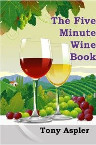 Tony Asplers 5 Minute Wine Book