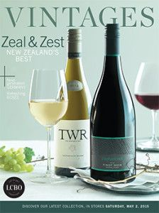 LCBO Vintages new arrivals magazine May 2