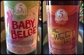 5 Paddles Ales
