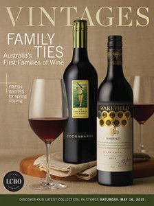 LCBO Vintages Magazine May 16