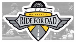 Ride for Dad logo
