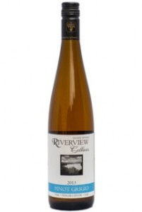 Riverview Pinot Grigio 2013