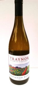 Traynor Sauvignon Blanc 2014