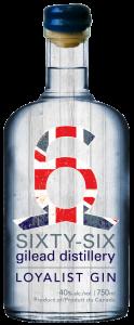 Savvy Company - 66 Gillead Loyalist Gin