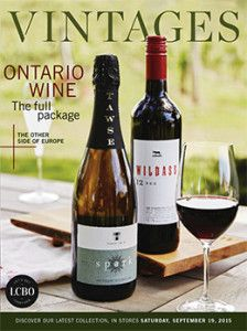 LCBO Vintages Magazine Sept 19 2015