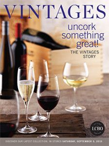 LCBO Vintages magazine Sept 5