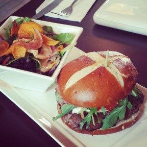 OCTA Masonry Lamb Burger