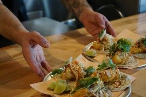 OCTA Fish Tacos