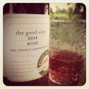 The Good Earth Rose 2014