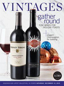 LCBO Magazine Sat Dec 12