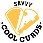 Savvy Cool Curds logo