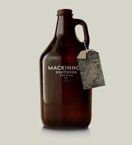 MacKinnon Brothers - growler