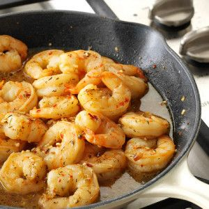 Barley Days Shrimp