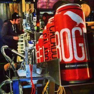 Calabogie Bogie beers