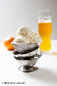 Recipe grrapefruit sour cream ice cream