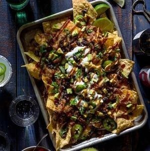 Recipe pulled pork nachos