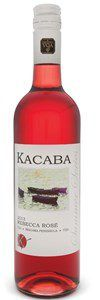 Kacaba Vineyards and Winery 'Rebecca' Rosé