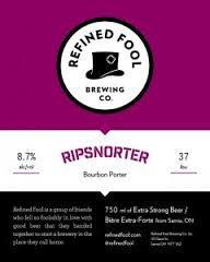 Ripsnorter- Bourbon Porter
