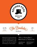 The Brouhaha- Nut Brown Ale
