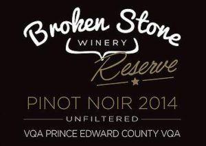 Broken Stone Winery Reserve Pinot Noir