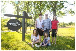 Broken Stone family pix