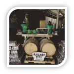 Hop on board with Railway City Brewery!