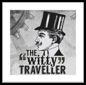witty traveler