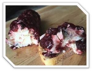 cranberry-chevre